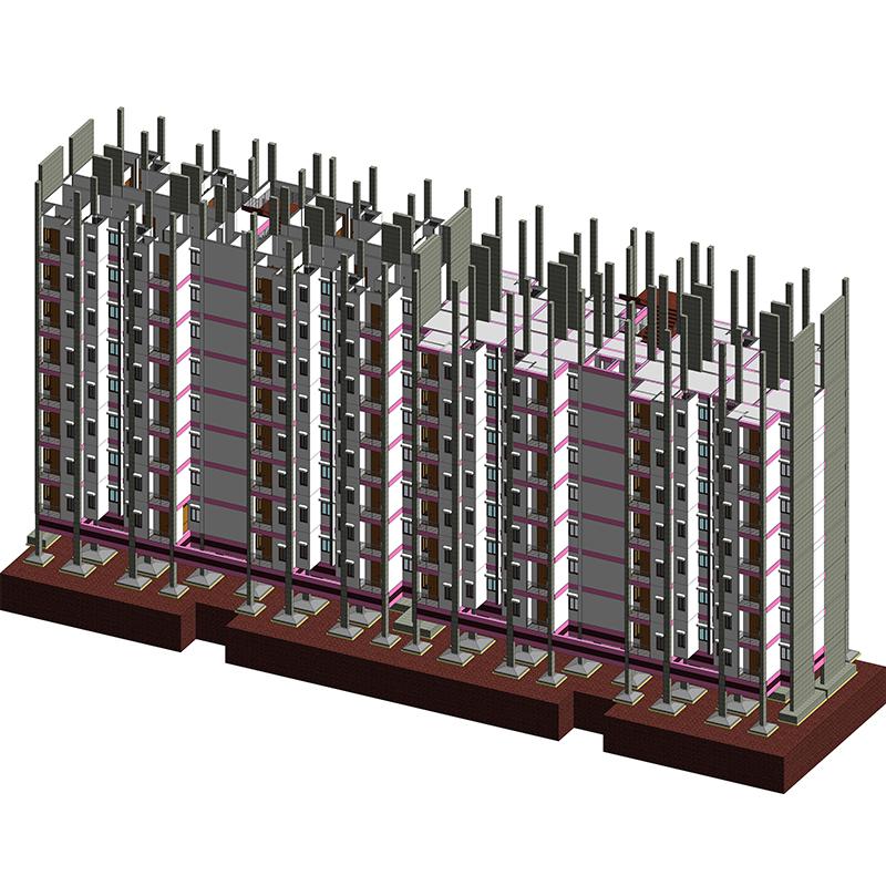 Odhav Residencial Building - RA - 35