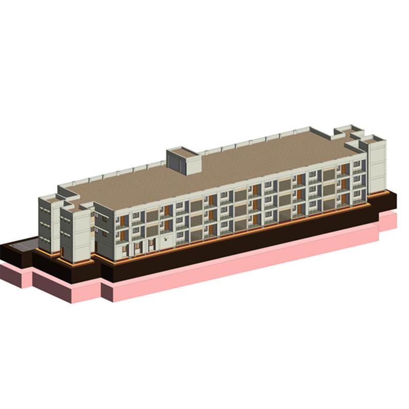 Client 02 - UG Boys Hostel Building
