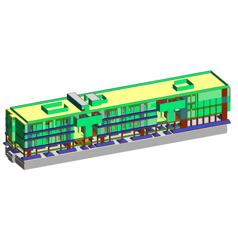 Client -04-University-Acedamic-Building